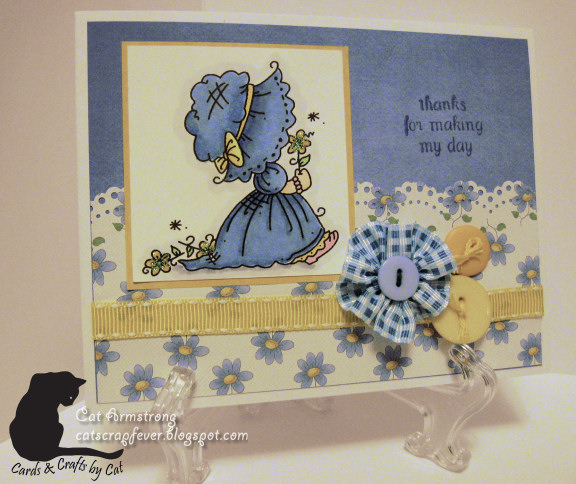 Cat scrap fever bugaboo dt call for Michaels crafts wausau wi
