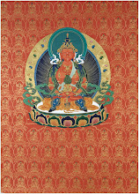 Thangka Artist: Nick Dudka