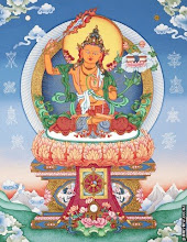 Thangka artist:  Ella Brewer
