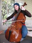 Melissa and her cello