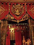 The Gilded Guardian Valance