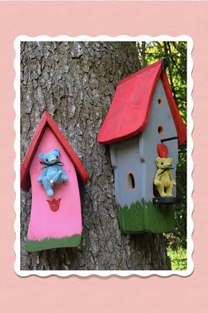 The Teddy birds sing the spring