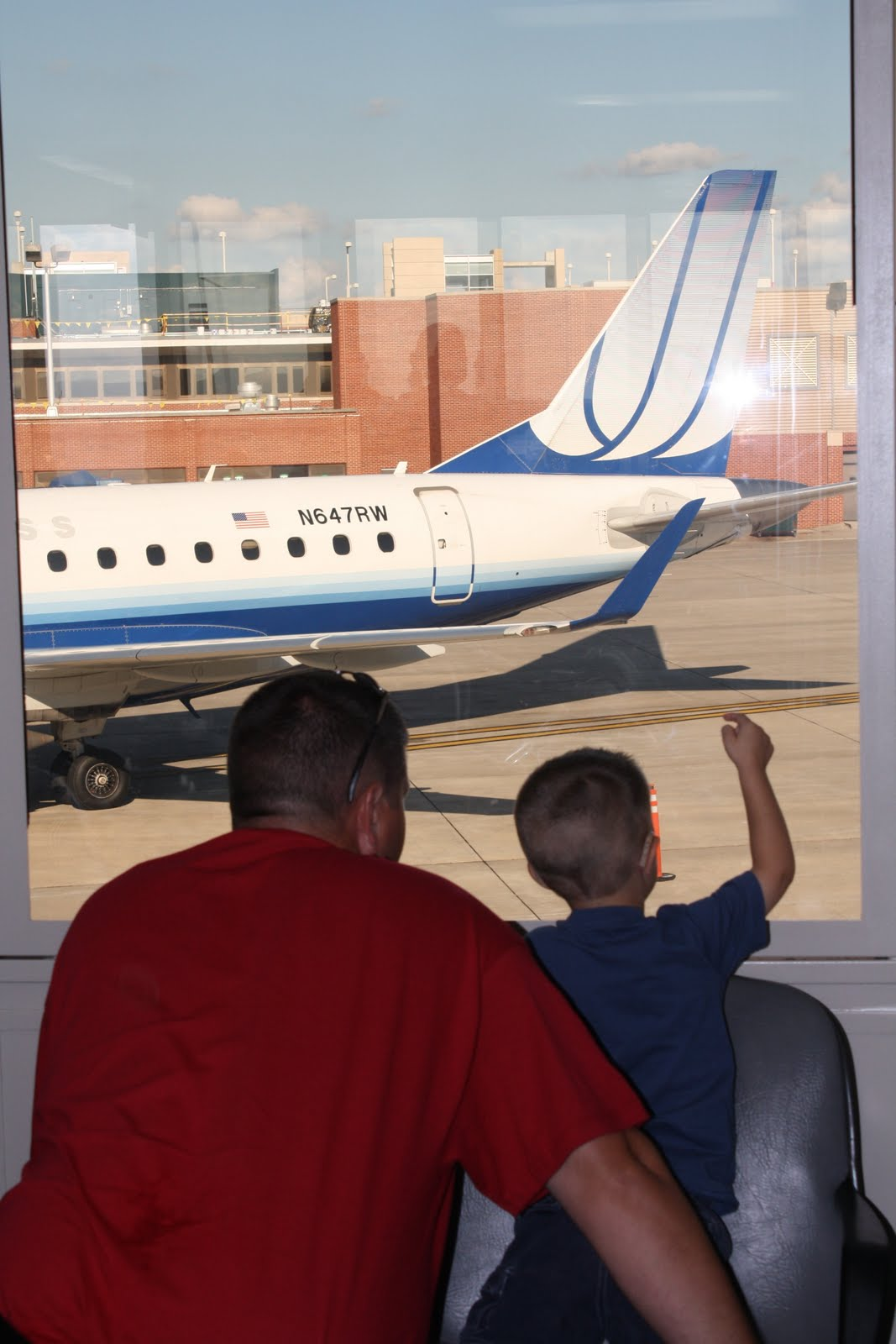 my first air plane ride Watch video yahoo-abc news network preparing for a comfortable plane ride begins at home flight survival guide: tips to airplane comfort.