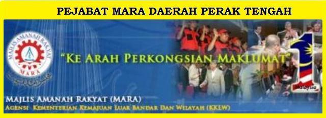 Pejabat MARA Daerah Perak Tengah