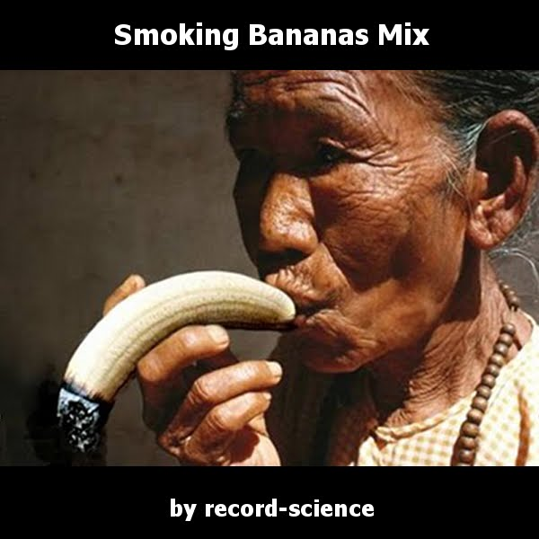 Smoking bananas