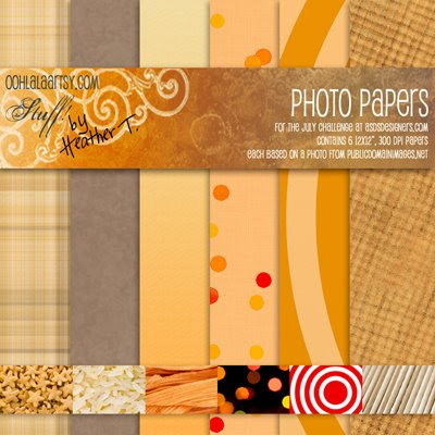 Heather Taylor, Photo Papers Freebie