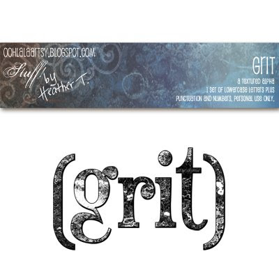 Heather Taylor, Grit Alpha Freebie