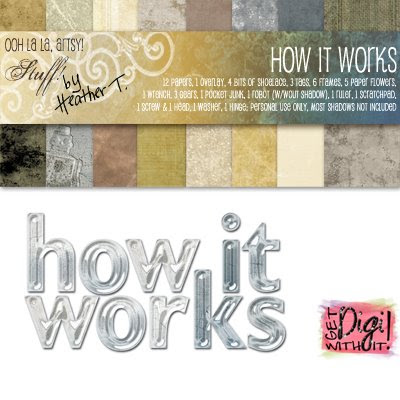 Heather T., How It Works paper & alpha preview