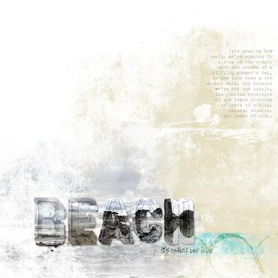 Heather Taylor, Beach