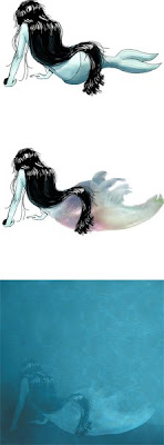 Heather Taylor, Mermaid Evolution