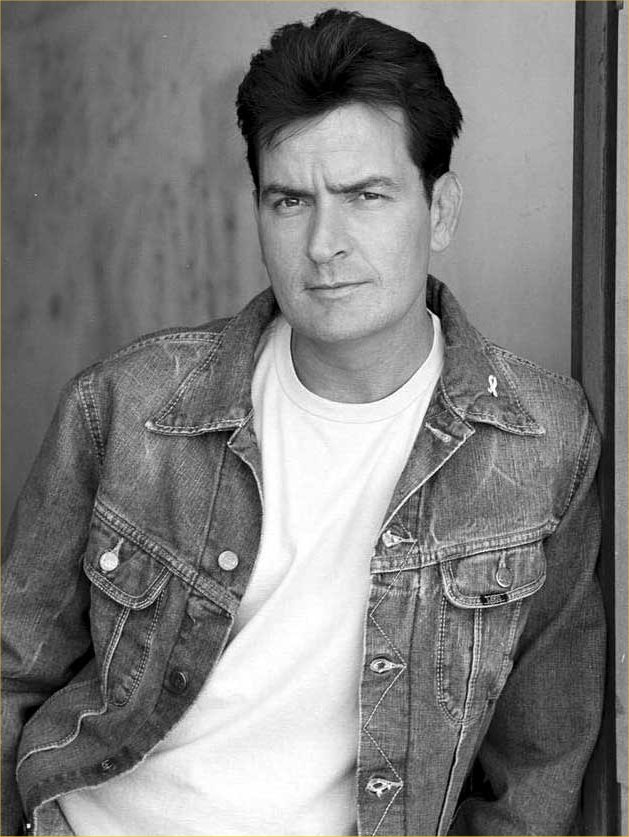 charlie sheen younger years. Charlie+sheen+young
