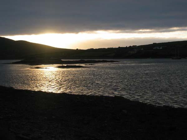 Een Sonnenennergang bei Portmagee