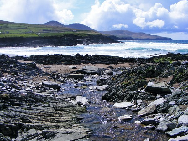 St. Finian's Bay, an all sengen Elementer.