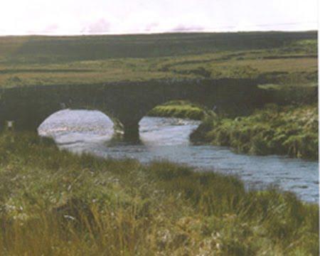 Hei den Cummeragh River, eng wonnerbar Fescherei