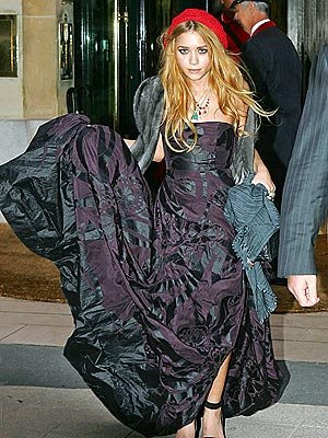 mary-kate olsen fashion @fashionpickles