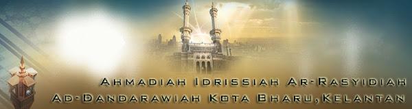 Ahmadiah Idrissiah Kota Bharu