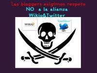 NO a la alianza Wikio-Twitter
