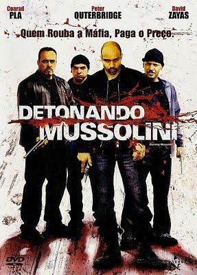 Filme Detonando Mussolini DVDRip RMVB Dublado