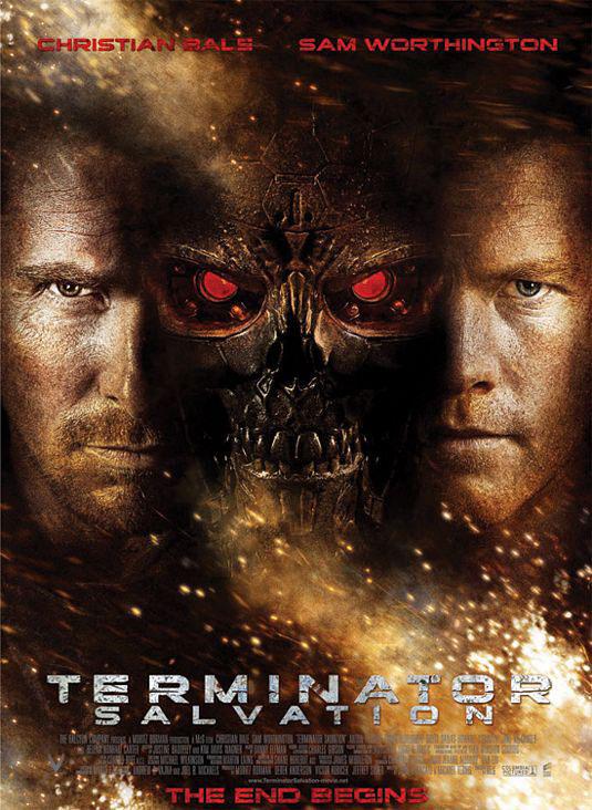 exterminador4 novo2 O Exterminador do Futuro: A Salvação