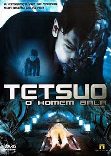 Filme Poster Tetsuo - O Homem Bala DVDRip XviD Dual Audio e RMVB Dublado