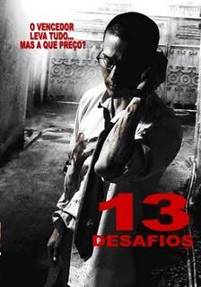13+Desafios 13 Desafios – DVDRip XviD – Ikki Fenix – Dual Audio