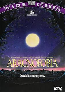 Filme Poster Aracnofobia DVDRip XviD & RMVB Dublado