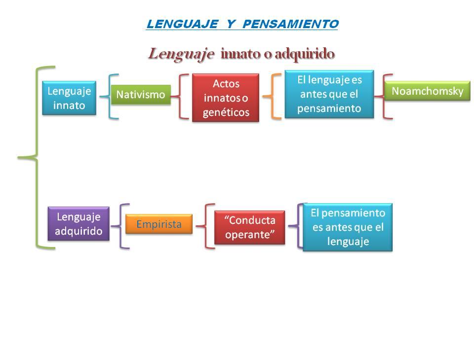 lenguaje humano y un lenguaje de: