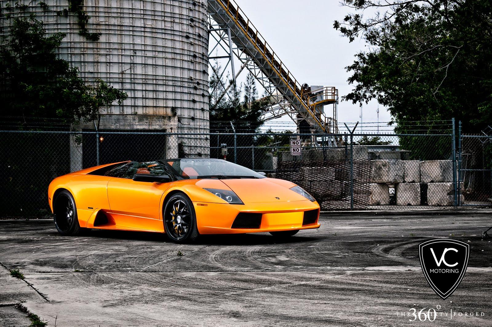 Lamborghini Murcielago VC