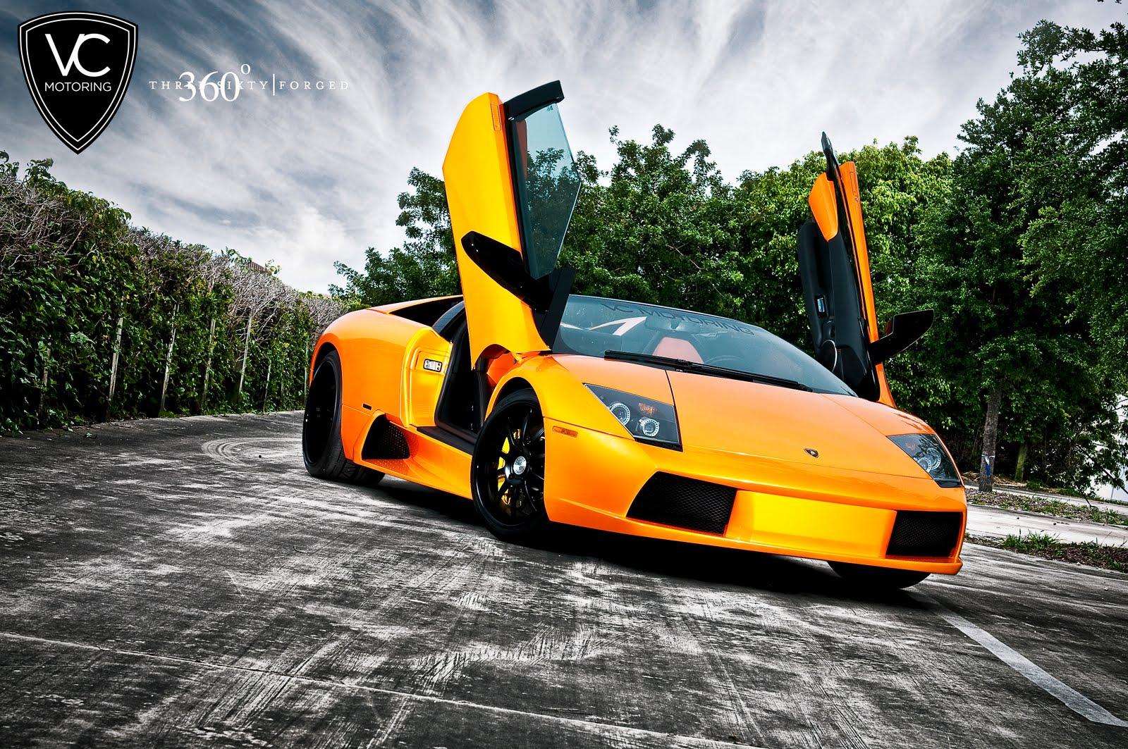 Lamborghini Murcielago Lambo