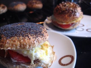 Homemade Bagels by Ng @ What's for Dinner?