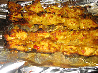 Chicken Satay by Ng @ Whats for Dinner?