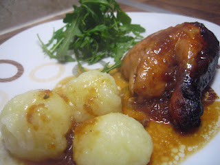 Pear and Grapefruit Glazed Chicken by Ng @ Whats for Dinner?