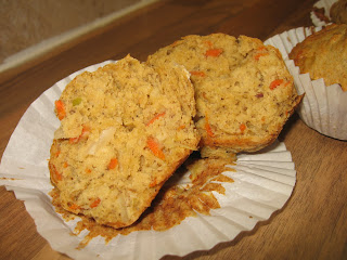 Banana Carrot Muffins by ng @ Whats for Dinner?
