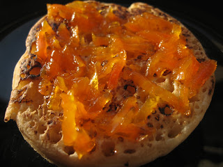 Carrot Jam by ng @ Whats for Dinner?