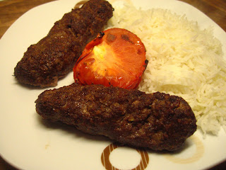 Cholow Kabab by Ng @ Whats for Dinner