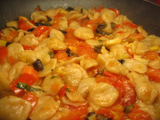 Homemade Orecchiette (pasta) by Ng @ Whats for Dinner?