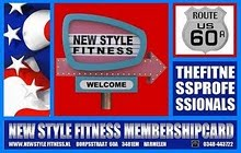 Welkom op de New Style Fitness Weblog.