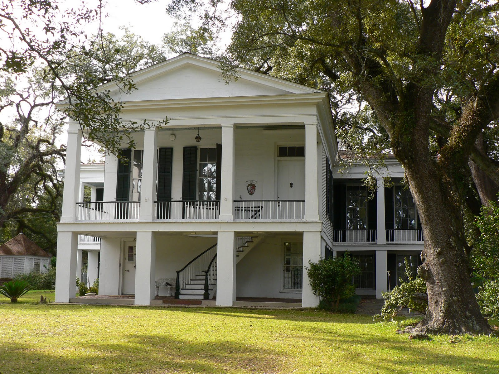 A yiddish yankee in jefferson davis 39 court mobile al and dauphin island - The mobile house on the unstable island ...