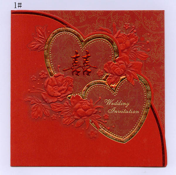 Wedding Inspiration: Wedding Cards