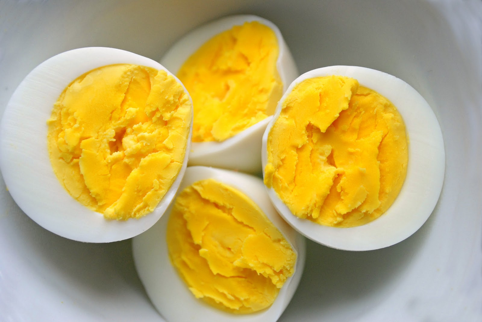Simply Scratch*: How To: Hard Boiled Eggs