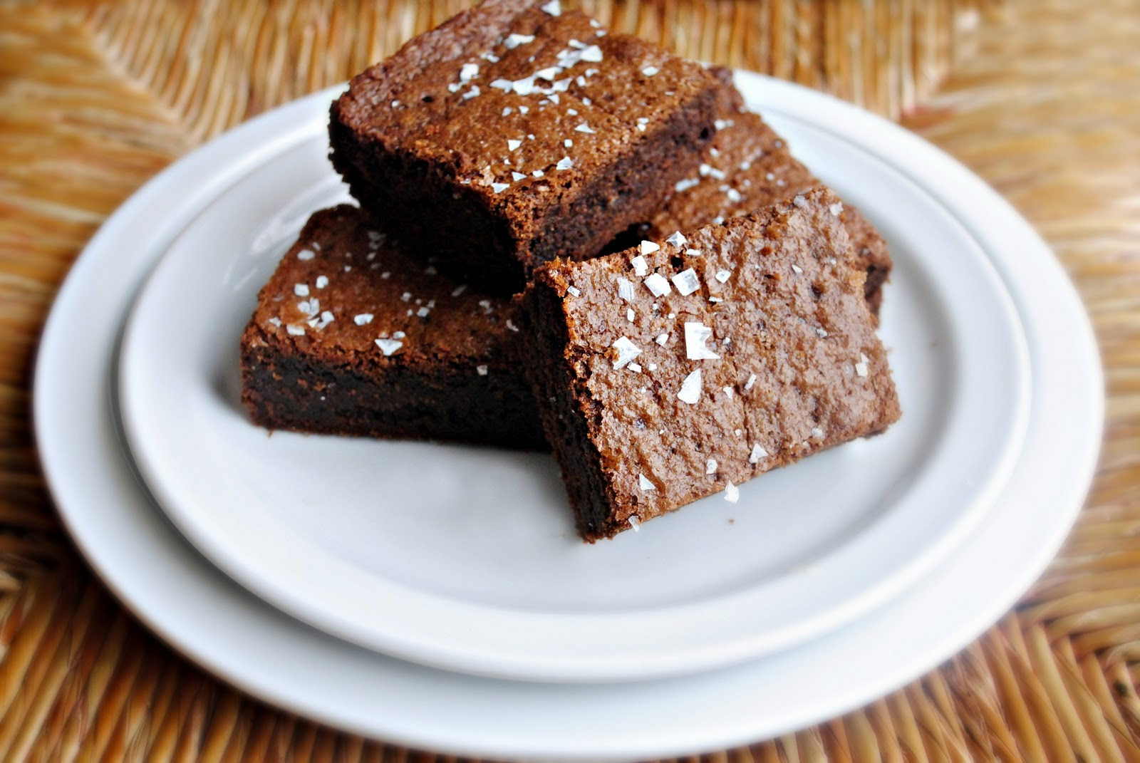 Simply Scratch Salted Fudge Brownies - Simply Scratch