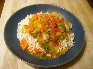 jamie's sausage stew