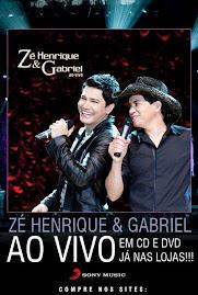 Novo Trabalho de Zé Henrique e Gabriel já a venda, adquira o seu!