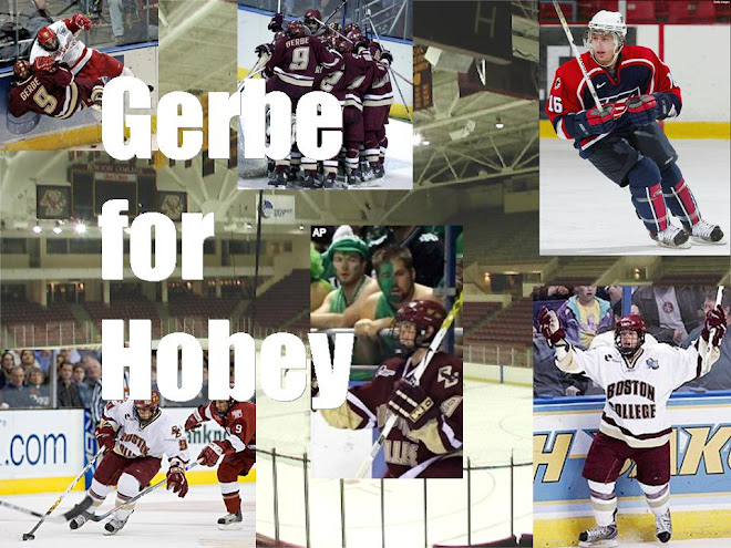Nathan Gerbe for Hobey - 2009