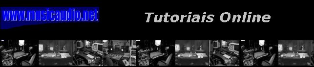 MUSICAUDIO.NET TUTORIAIS