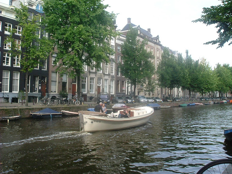 AMSTERDAM, Mi Amor....