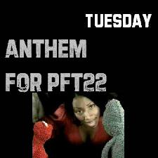 Every TUESDAY - We find an Anthem for PARTYFUNTIME2022 - SEND US *YOUR* MUSIC IDEAS, AND WE'LL FIND AN ANTHEM! X