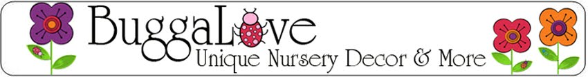 BuggaLove - Unique Nursery Decor & More