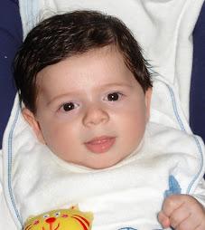 Xavi com 3 meses