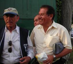 """Carlos Orbegoso Castillo """"El Garrotillo"""" y Lorenzo Rafael Falcón diestra """"Chimpa"""" Los bisiestos, ap"""